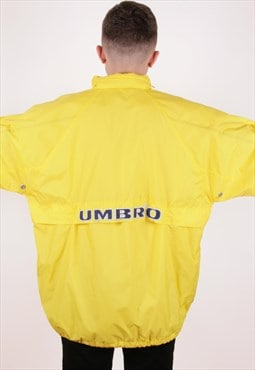90s Vintage Umbro Shell Rainproof Coat AA10408
