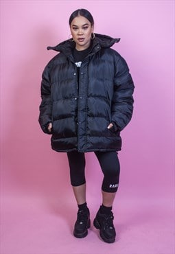 Oversized Padded Coat