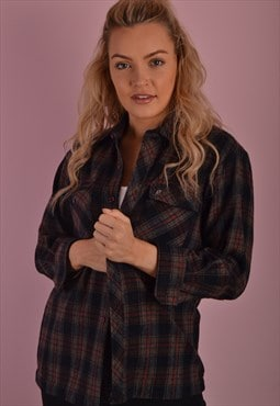 Woolrich Check Flannel Shirt GRS790