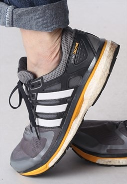 Adidas Glide Boost trainers UK 11  , US 11.5, (K53A)