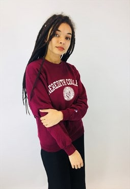 Vintage Champion USA College Sweatshirt