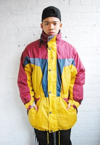 HELLY HANSEN WINTER SPORTS WINDBREAKER (1990S)