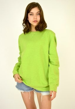 Green Champion Sweatshirt