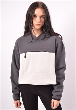 Vintage Nike Fleece Jumper Multi