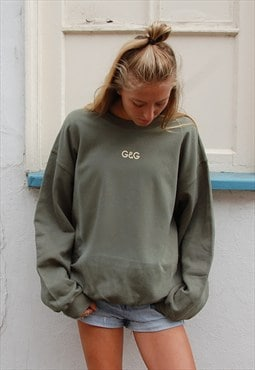 G&G Military Green Sweater