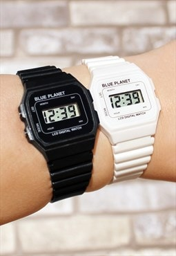 Wear & Share Set of 2 LCD Watches