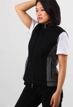 VIntage Nike Medium Black Utility Vest