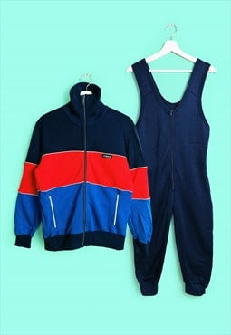FORMAT Vintage 70's 80's West Germany Retro Tracksuit