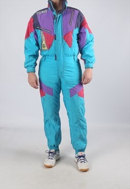 "Vintage COLMAR Full Ski Suit Snow Sports S 38"" (92H)"
