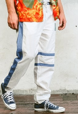 Vintage 80s Hip Hop Pants Cotton Sweatpants