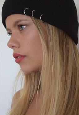 Beanie with Rings