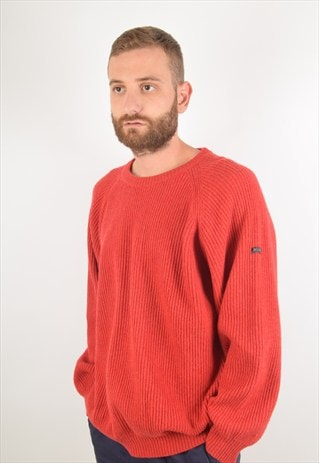 VINTAGE BOSS JUMPER LAMB WOOL & CASHMERE (1453)