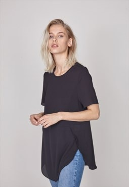 THE SEPT Chic T-Shirt black