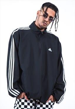 Vintage 90s 1/4 Zip Adidas Jacket / S3323