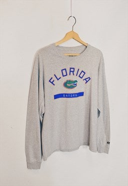Vintage Russell Athletic Florida Gators Long Sleeve Top