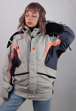 Vintage 90's HELLY HANSEN Ski Winter Thinsulate Jacket