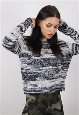 Vintage Grey Jumper