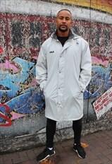 Vintage Fila Longline Jacket