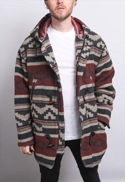 Vintage Aztec Inca Jacket