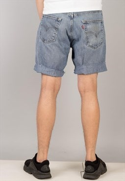 Vintage Levis 501 Denim shorts  /CV006