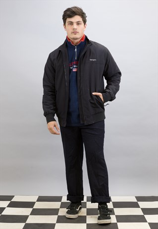 OUTDOOR BLACK CARHARTT JACKET