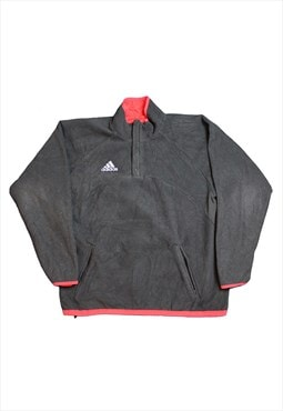 Adidas Reversible Fleeced Tracksuit Top