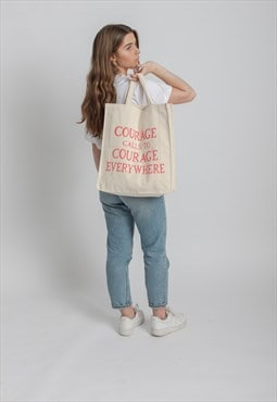 Courage Calls Tote