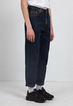 Vintage Navy WRANGLER Denim Jeans