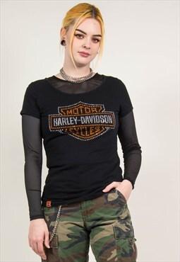 Harley-Davidson Vintage Y2K T-Shirt