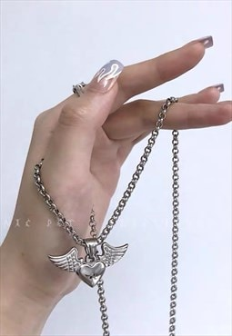 Angel Chain Y2K Necklace