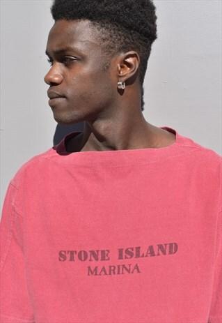RARE STONE ISLAND MARINA T-SHIRT