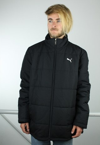 PUMA VINTAGE QUILTED WINTER JACKET