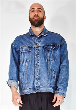 LEE VINTAGE BLUE JEANS JACKET
