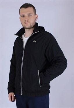 Vintage lacoste lightt jacket top rare tracksuit