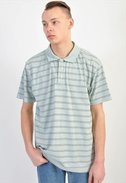 Vintage TIMBERLAND striped polo shirt
