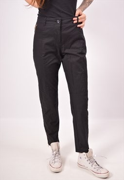 Vintage Moschino Trousers Black