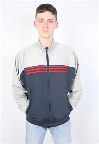 VINTAGE 90'S ADIDAS ZIP-UP SPORTS JACKET