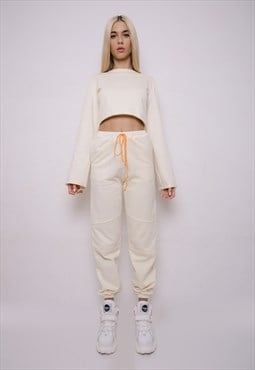 Ivoire Co-ord Pants