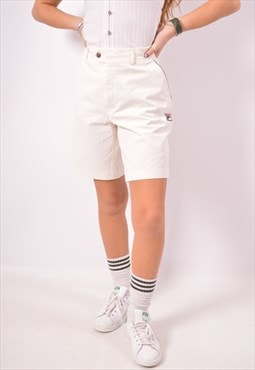 Vintage Fila Shorts White