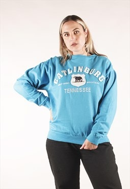 Vintage USA Tennessee Blue Sweatshirt /NN1475