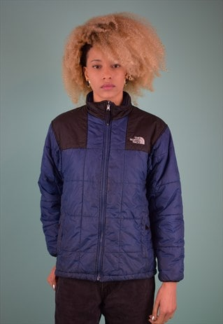 VINTAGE 90'S NORTH FACE PUFFER JACKET