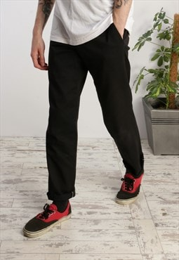 Dickies 874 Original Fit Trousers in Black