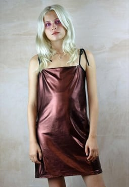 Copper Cami Dress