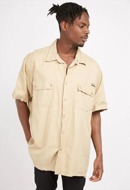 Vintage Brown Dickies Shirt