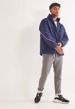 Vintage Nike Coat Blue
