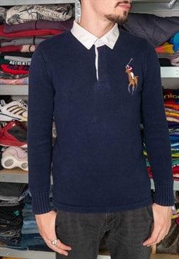 Polo Ralph Lauren Custom Logo Sweater Luxury
