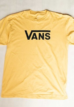Vans Streetwear Tee shirt Logo