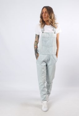 Denim Dungarees HOLLISTER Tapered Leg UK 12 (AF4A)