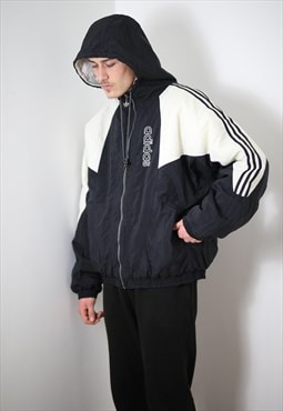 Vintage Adidas Originals Puffer Padded Coat