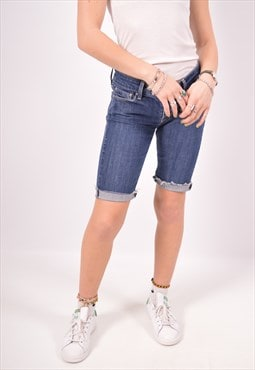 Levi's Denim Shorts Blue